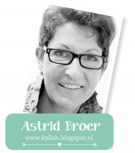 Astrid Broer Button