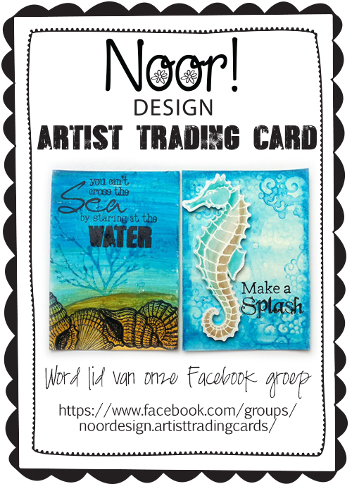 artist trading afbeelding